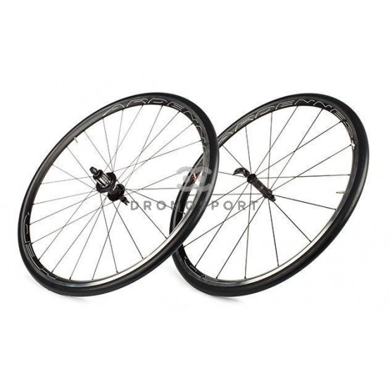HED ARDENNES PLUS LT. Juego (Cubierta / Tubeless Ready)