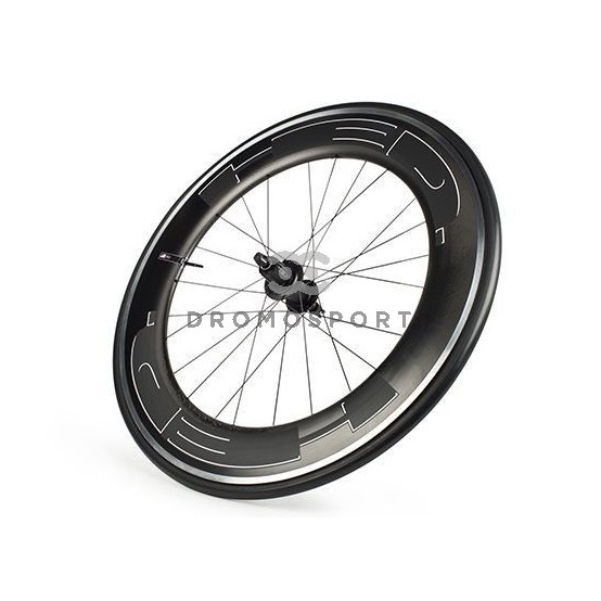 HED JET RC9 PERFORMANCE. Trasera (Cubierta / Tubeless Ready)