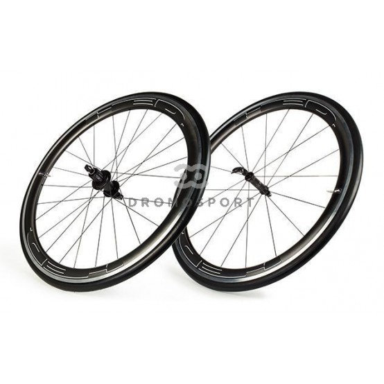 HED JET RC4 PERFORMANCE. Juego (Cubierta / Tubeless Ready)