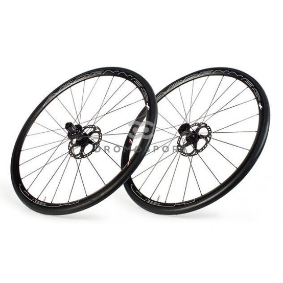HED ARDENNES PLUS LT DISC CX. Juego (Tubular)