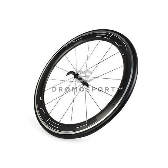 HED JET RC6 PERFORMANCE. Delantera (Cubierta / Tubeless Ready)