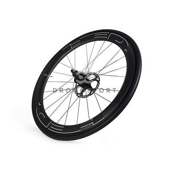 HED JET 6 PLUS DISC. Trasera (Cubierta / Tubeless Ready)