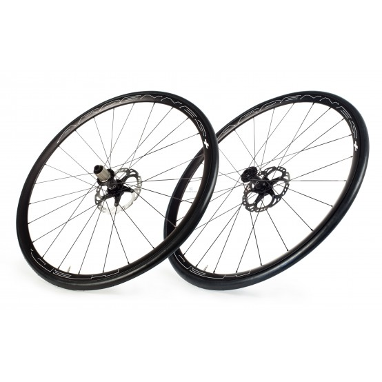HED ARDENNES PLUS GP DISC. Juego (Cubierta /Tubeless Ready)