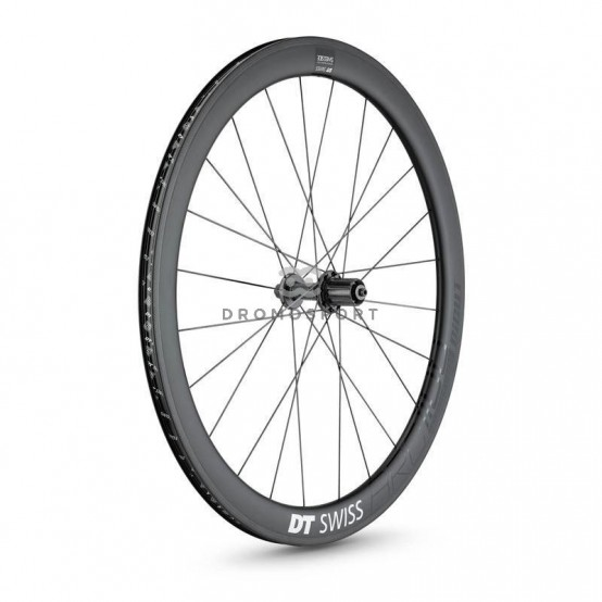 DT SWISS ARC 1100 DICUT 48. Trasera (Cubierta / Tubeless Ready)
