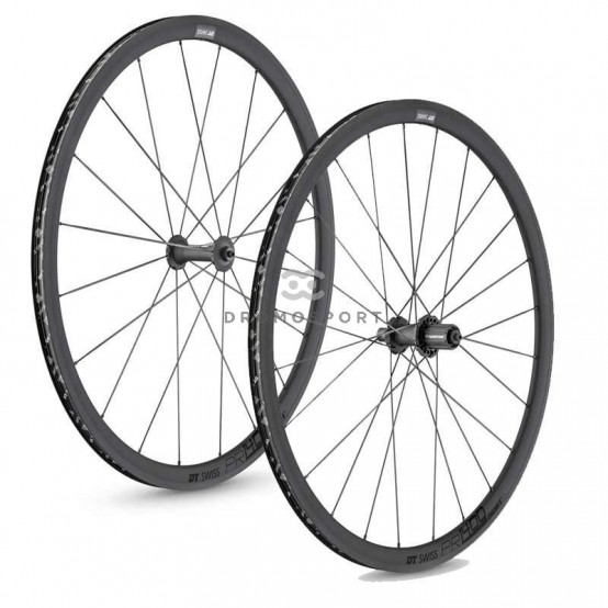 DT SWISS PR 1400 DICUT OXIC 32. Juego (Cubierta / Tubeless Ready)