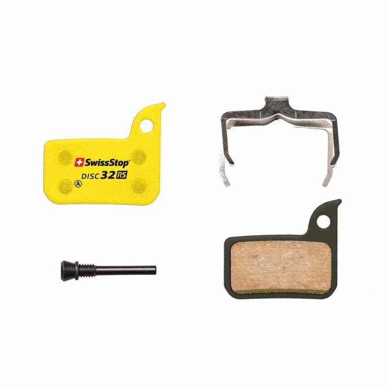Pastillas SWISSSTOP DISC 32 RS (2 UDS. SRAM)