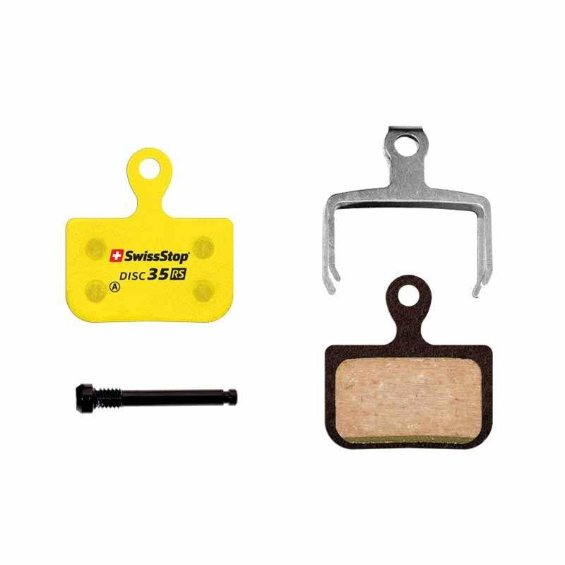 Pastillas SWISSSTOP DISC 35 RS (2 UDS. SRAM)