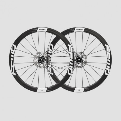 FFWD F4D FCC DT 350. Juego (Cubierta / Tubeless Ready)