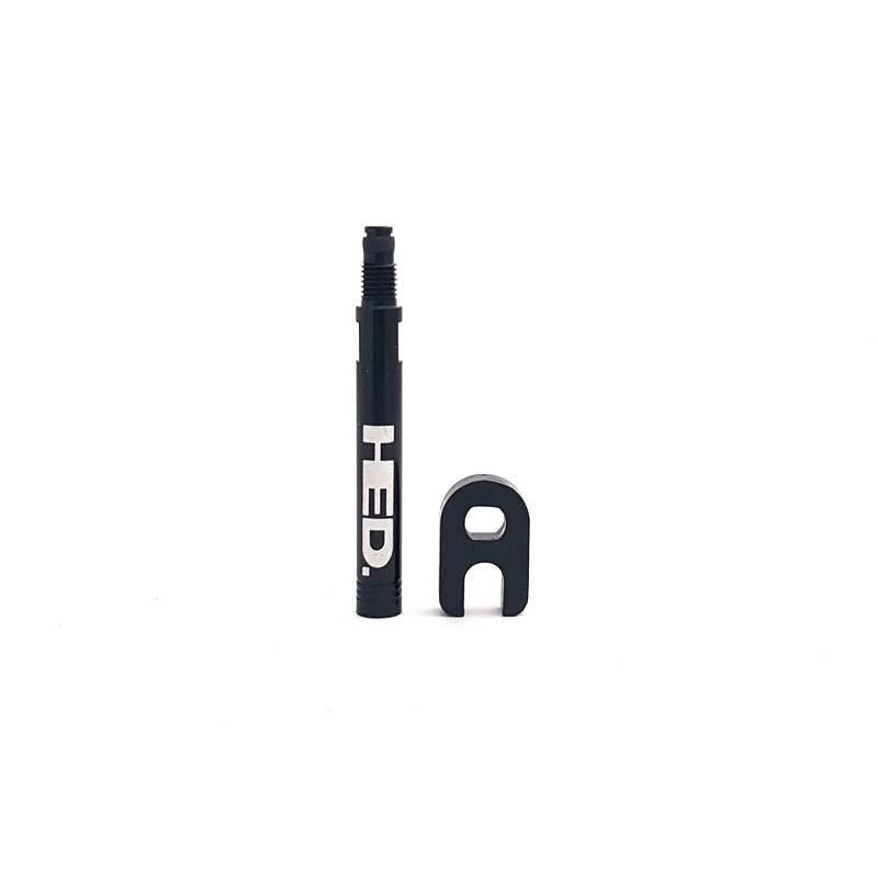 Prolongador de válvula 40 mm HED + Llave (1 ud.)