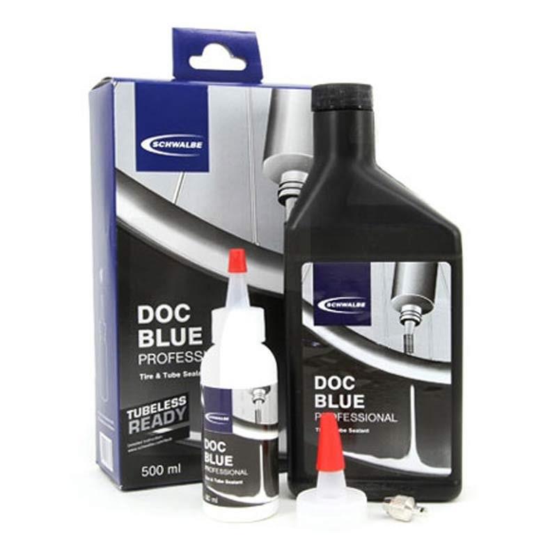 Líquido preventivo antipinchazos SCHWALBE DOC BLUE