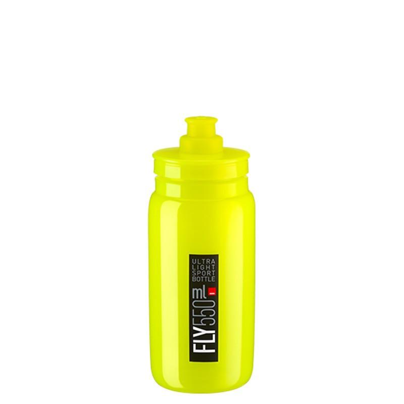Bidón ELITE FLY AMARILLO (550 ml)