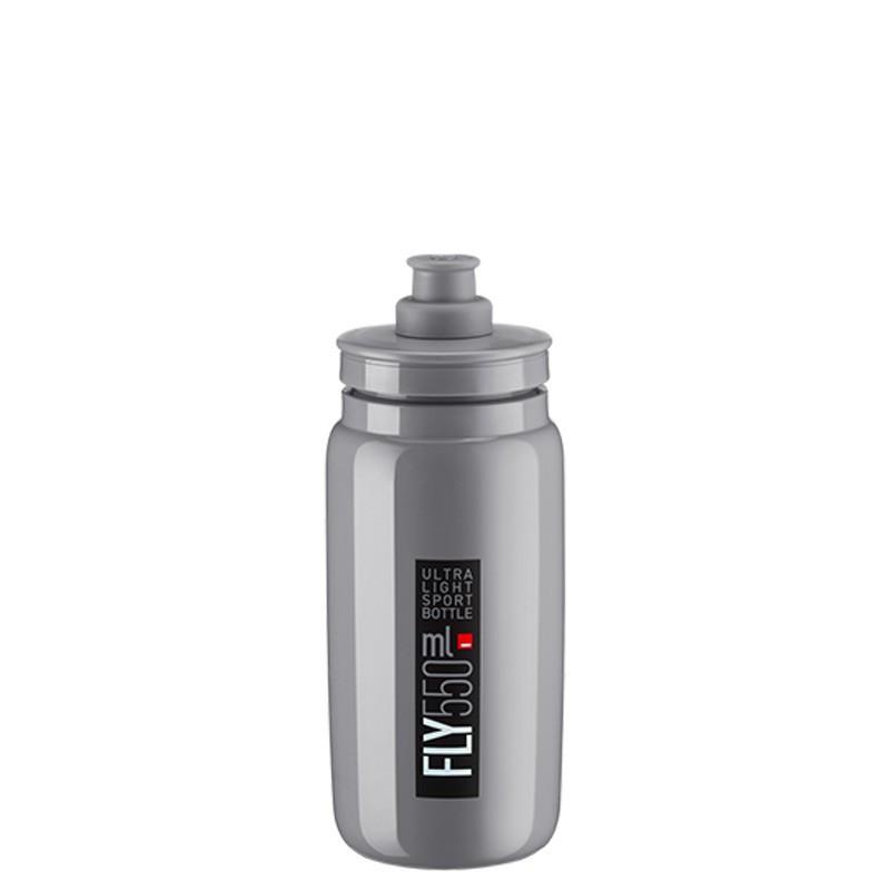 Bidón ELITE FLY GRIS (550 ml)