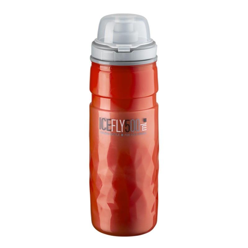 Bidón TERMICO ELITE ICEFLY ROJO (500 ml)