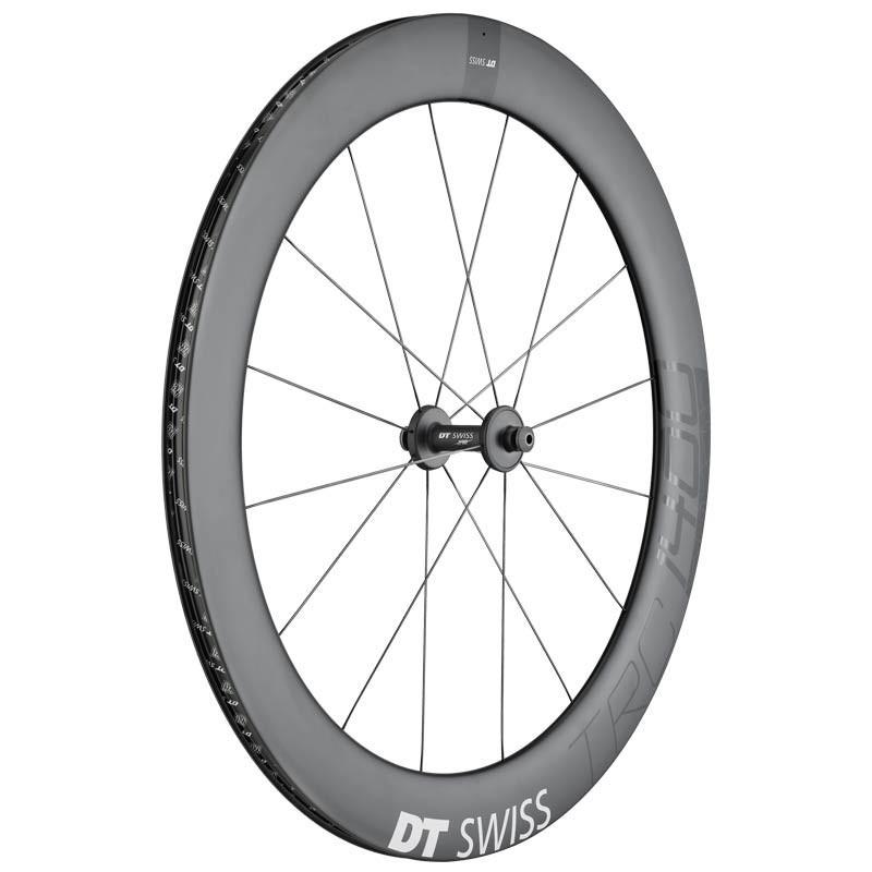 DT SWISS TRC 1400 DICUT 65 C. Delantera