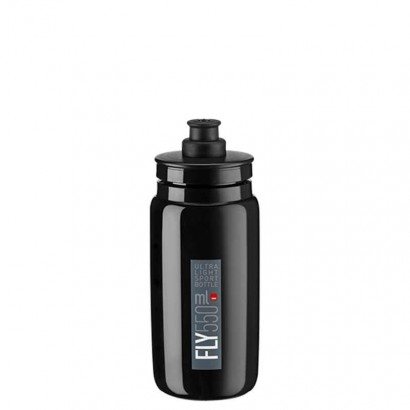 Bidón ELITE FLY NEGRO (550 ml)