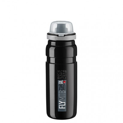 Bidón ELITE FLY NEGRO MTB (750 ml)