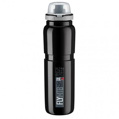 Bidón ELITE FLY NEGRO MTB (950 ml)