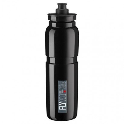 Bidón ELITE FLY NEGRO (950 ml)