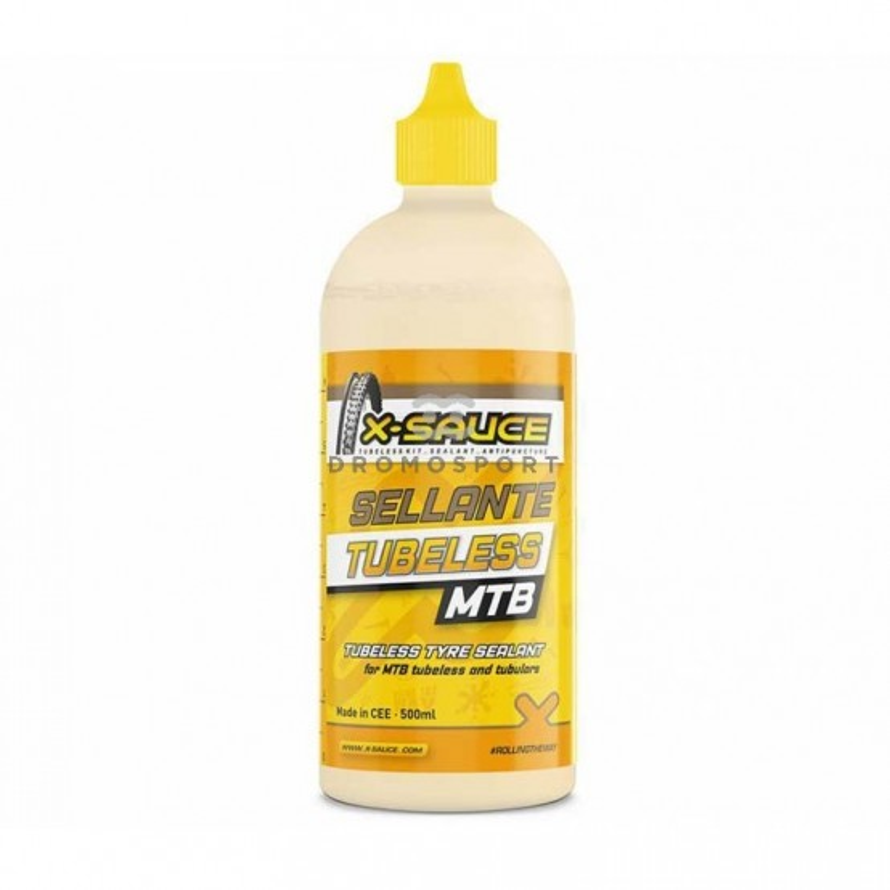 Líquido sellante tubeless MTB X-SAUCE