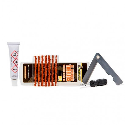 Kit reparacion tubeless X-SAUCE M-0 (Mechas 1.5 mm)