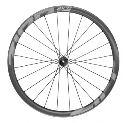 ZIPP 202 FIRECREST CARBON DISC BRAKE. Delantera (Tubeless)
