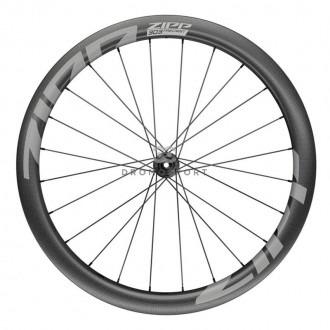 ZIPP 303 FIRECREST CARBON DISC BRAKE. Juego (Tubeless)