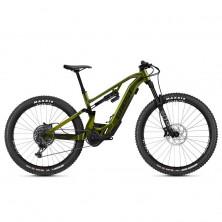 Ghost HYBRIDE ASX UNIVERSAL 160 (2021). E-bike MTB