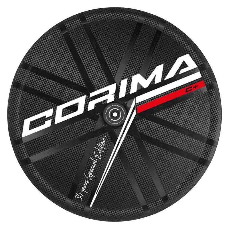 CORIMA Disc C+ WS TT DX. Trasera (Cubierta)