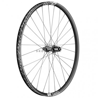 "DT SWISS EX 1700 SPLINE 30 IS - 27.5"". 12X148. TRASERA (CUBIERTA / TUBELESS READY)"