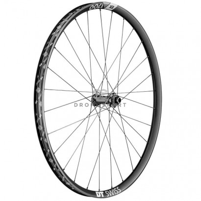 "DT SWISS EX 1700 SPLINE 30 IS - 27.5"". 15X110. DELANTERA (CUBIERTA / TUBELESS READY)"