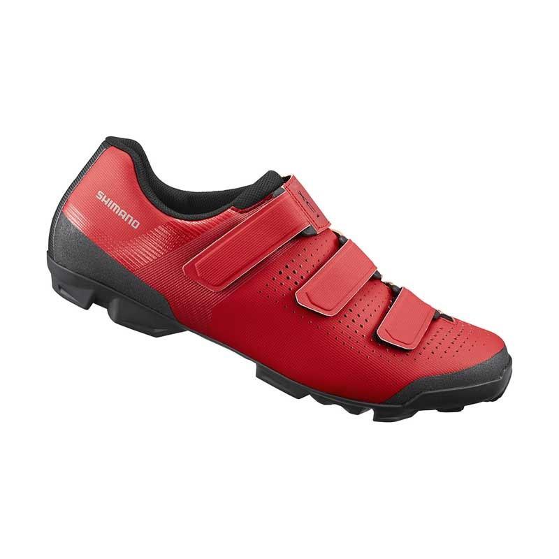 Zapatillas Shimano MTB XC100 Rojo