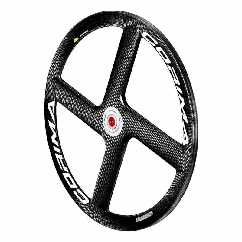 "Rueda silla de ruedas Corima 4 Spoke 47mm 28"". Trasera (Tubular)"