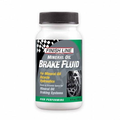 Aceite mineral hidráulico FINISH LINE 120 ml